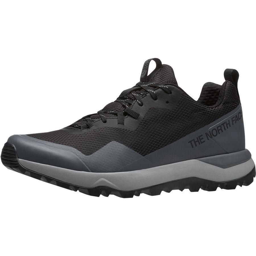 (取寄)ノースフェイス メンズ アクティベスト フューチャーライト ハイキング シューズ The North Face Men's Activist Futurelight Hiking Shoe TNF Black/Zinc Grey