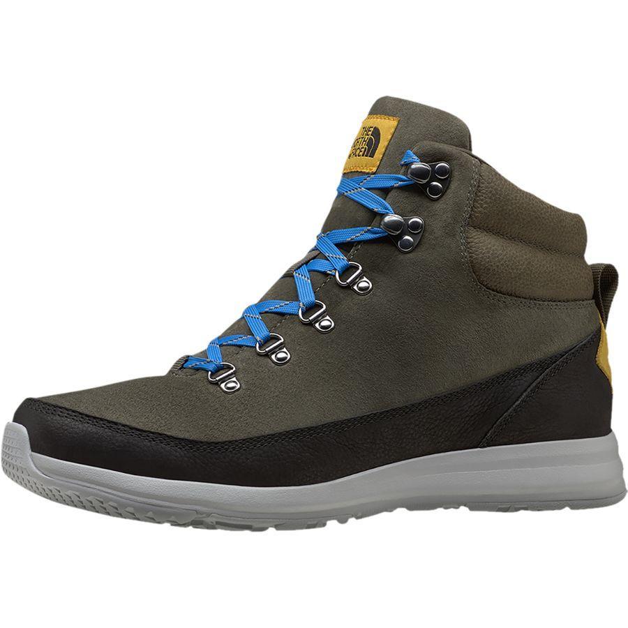 (取寄)ノースフェイス メンズ Back-To-Berkeleyレダックス Remtlzラックス ブーツ The North Face Men's Back-To-Berkeley Redux Remtlz Lux Boot New Taupe Green/TNF Black