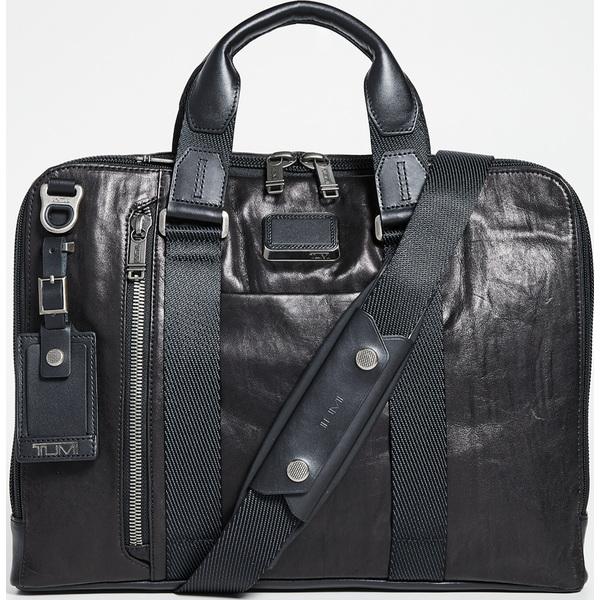 (取寄)トゥミ アヴィアーノ スリム ブリーフケース Tumi Aviano Slim Briefcase Black
