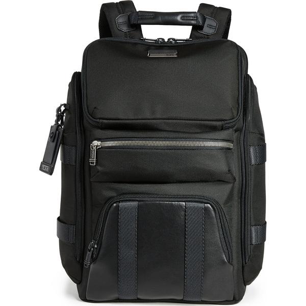 (取寄)トゥミ アルファ アルファ ブラボー ブラボー ティンダル ユーティリティ バックパック Tumi Alpha Bravo Tyndall Utility Backpack Black