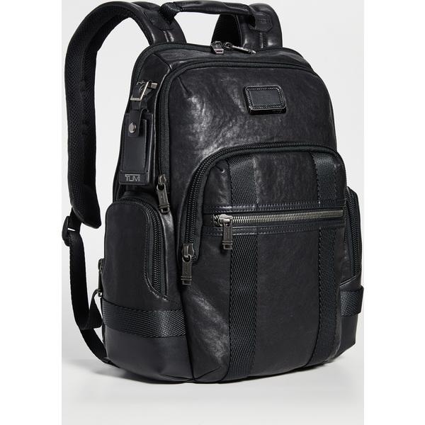 Alpha Bravo Black リュック (取寄)トゥミ Nathan バックパック バッグ Tumi ネイサン ブラボー アルファ Backpack ブラボー