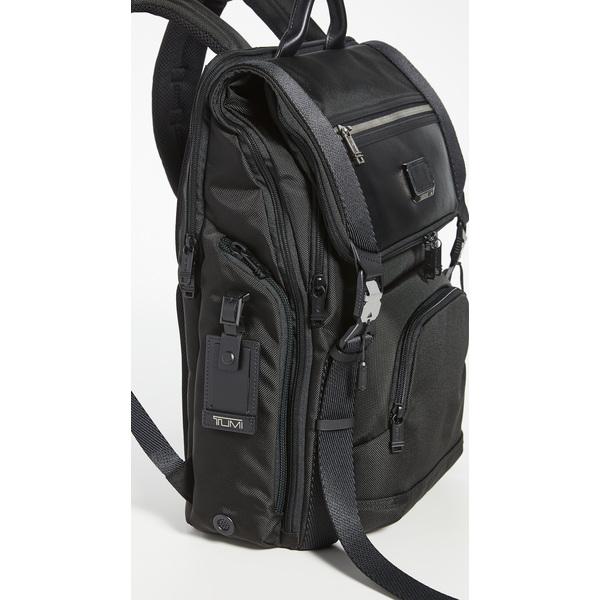 (取寄)トゥミ アルファ アルファ ブラボー ブラボー ラーク バックパック Tumi Alpha Bravo Lark Backpack Black