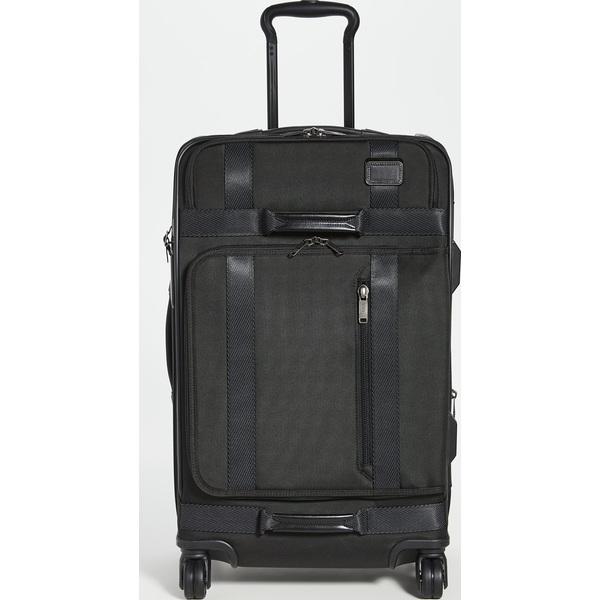 (取寄)トゥミ マージ マージ ショット トリップ エクスパンダブル エクスパンダブル 4 ホイールド パッケージ ケース Tumi Merge Short Trip Expandable 4 Wheeled Package Case Black