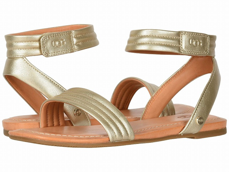 (取寄)アグ レディース Ethena UGG Women Ethena Gold