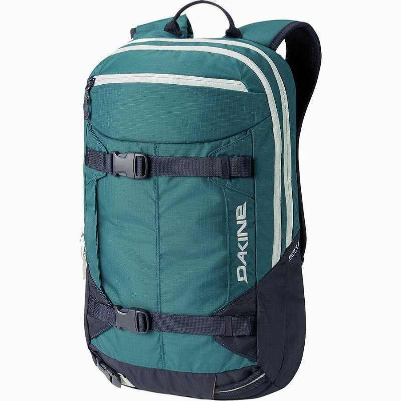 (取寄)ダカイン レディース ミッション プロ 18L バックパック DAKINE Women Mission Pro 18L Backpack Deep Teal
