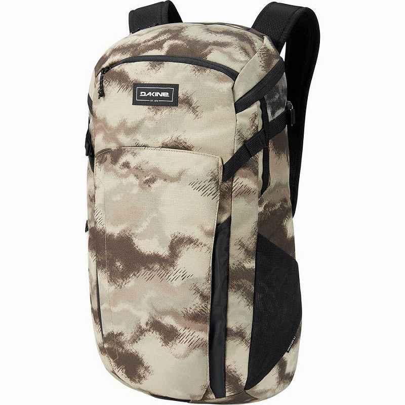 (取寄)ダカイン ユニセックス キャニオン 24L バックパック DAKINE Men's Canyon 24L Backpack Ashcroft Camo Pet