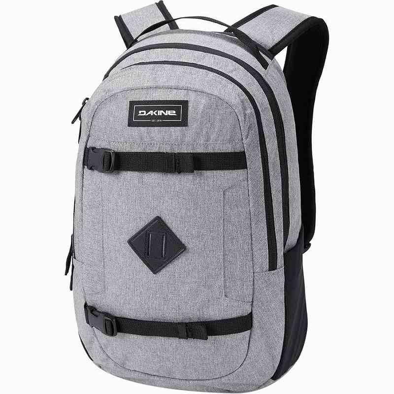 (取寄)ダカイン ユニセックス アーバン ミッション 18L バックパック DAKINE Men's Urban Mission 18L Backpack Greyscale