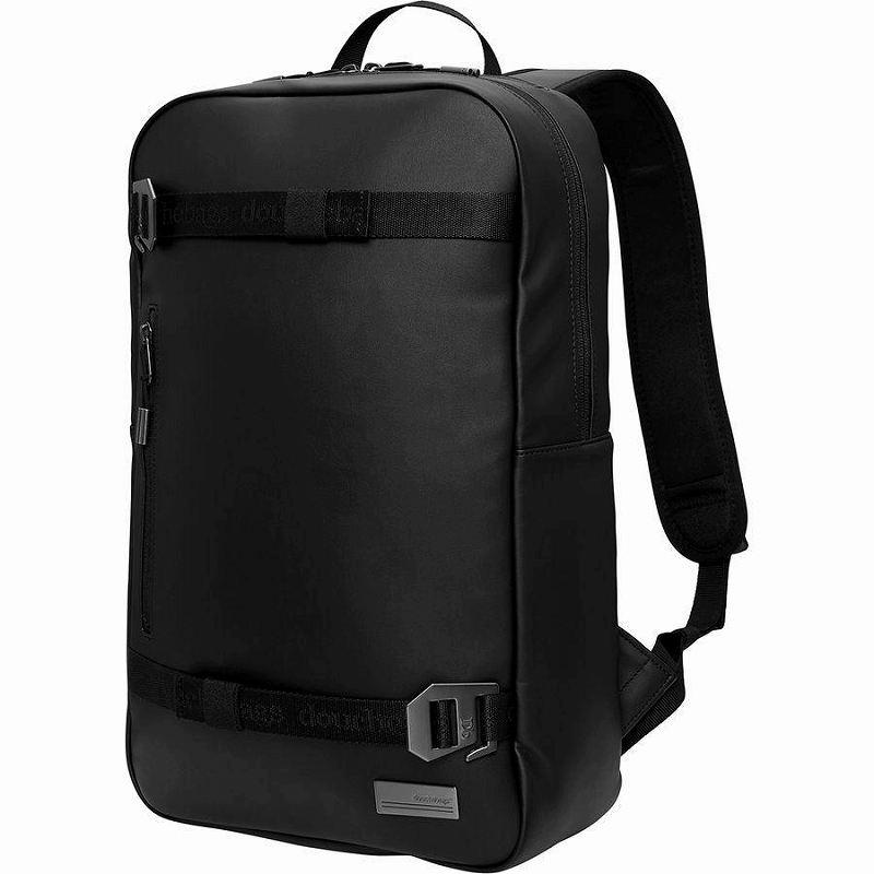 (取寄)Db ユニセックス ザ スカラー バックパック Db Men's The Scholar Backpack Black Leather