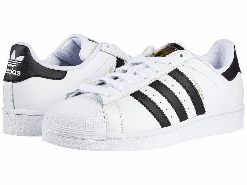 (取寄)アディダス オリジナルス メンズ アディダス オリジナル スーパースター ファウンデーション  adidas originals Men's adidas Originals Superstar Foundation White/Black/White 2