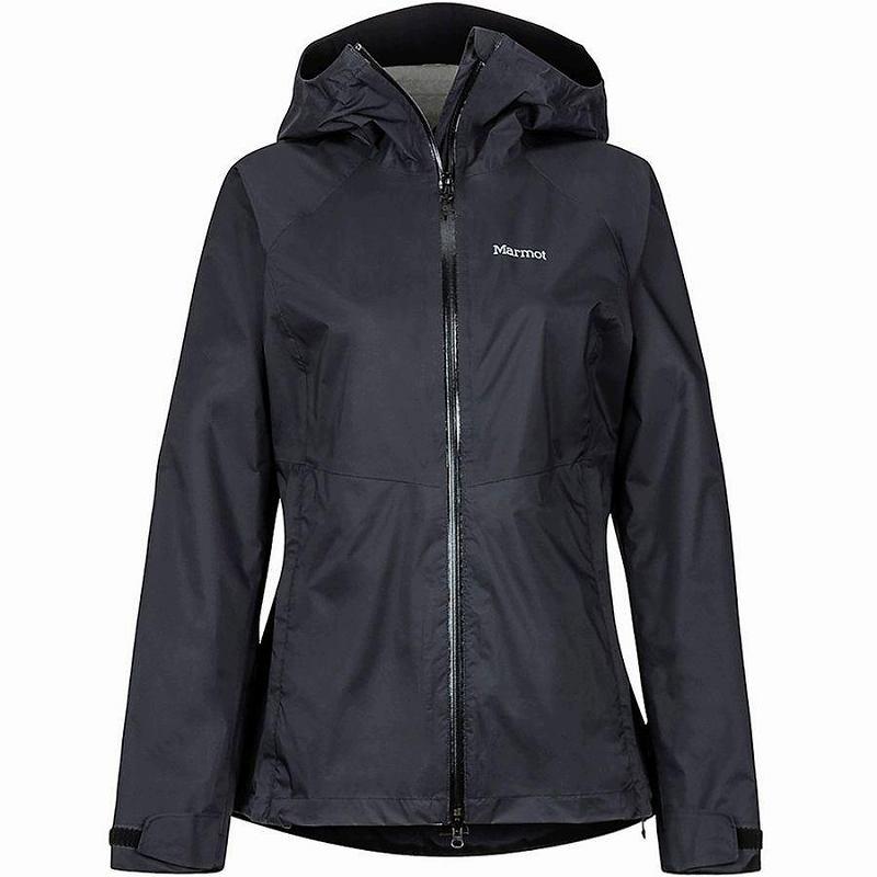 (取寄)マーモット レディース PreCip ストレッチ ジャケット Marmot Women PreCip Stretch Jacket Black