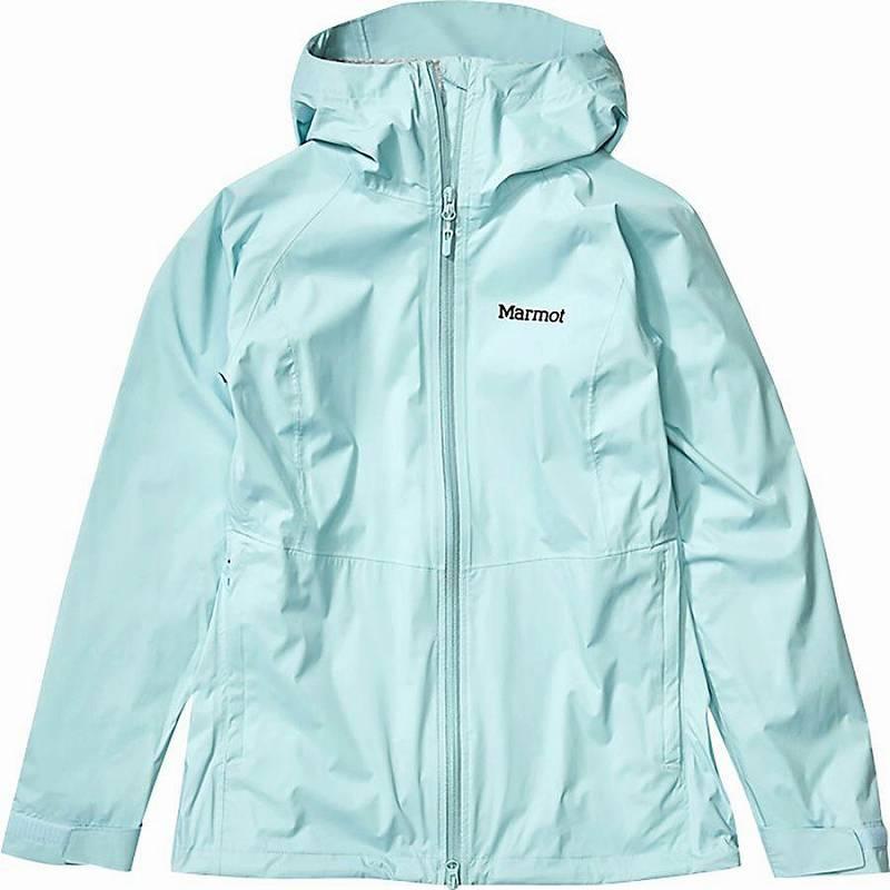 【マラソン ポイント10倍】(取寄)マーモット レディース PreCip ストレッチ ジャケット Marmot Women PreCip Stretch Jacket Corydalis Blue