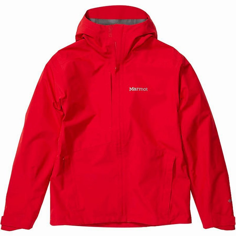 (取寄)マーモット メンズ ミニマリスト ジャケット Marmot Men's Jacket Team Red