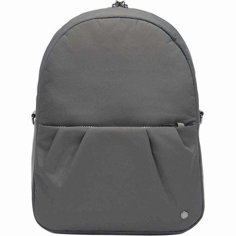 (取寄)パックセーフ ユニセックス シティセーフ CXコンバーチブル バックパック Pacsafe Men's Citysafe CX Convertible Backpack Econyl Storm