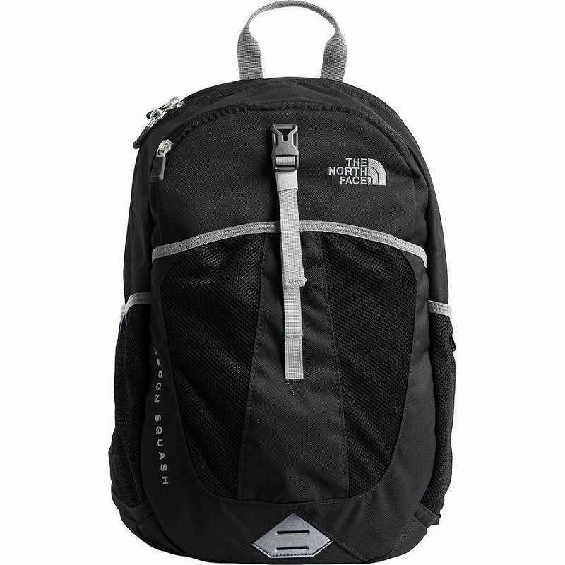 (取寄)ノースフェイス キッズ リーコン スカッシュ 17L バックパック The North Face Men's Recon Squash 17L Backpack Tnf Black/High Rise Grey