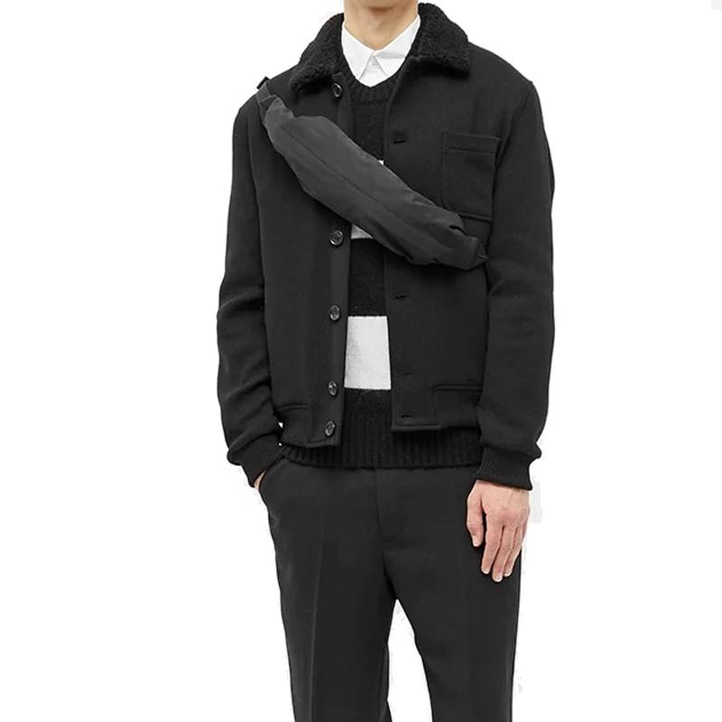 コートエシエル ボディバッグ ブラック Adda クロスボディ バッグ ショルダーバッグ CC-28832 Cote & Ciel Adda Crossbody Bag Black