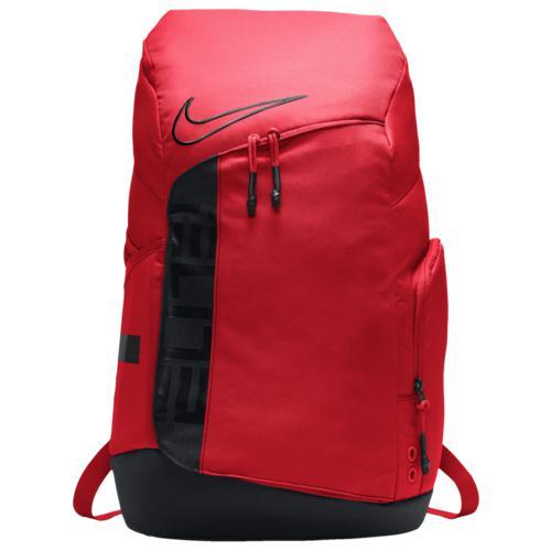 (取寄)ナイキ フープ エリート プロ バックパック Nike Hoops Elite Pro Backpack University Red Black Black