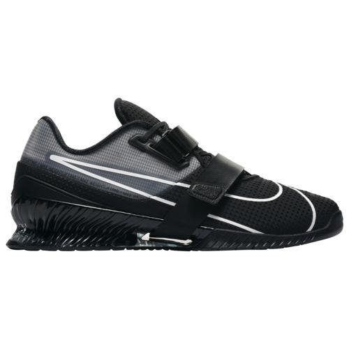 (取寄)ナイキ メンズ シューズ ロマレオス 4 Nike Men's Shoes Romaleos 4 Black White Black