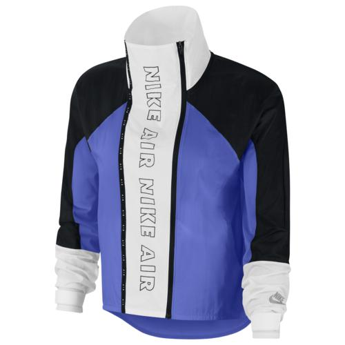 (取寄)ナイキ レディース エア ジャケット Nike Women's Air Jacket Sapphire Black White Black