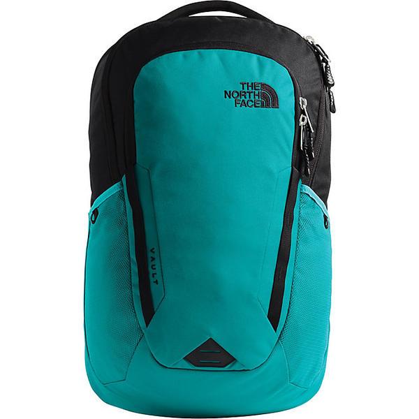 (取寄)ノースフェイス ボルト バックパック The North Face Vault Backpack Fanfare Green / TNF Black