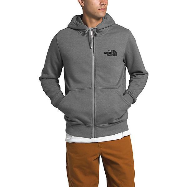 【エントリーでポイント10倍】(取寄)ノースフェイス メンズ アス オブ a フル ジップ プルオーバー フーディ The North Face Men's US of A Full Zip Pullover Hoodie TNF Medium Grey Heather