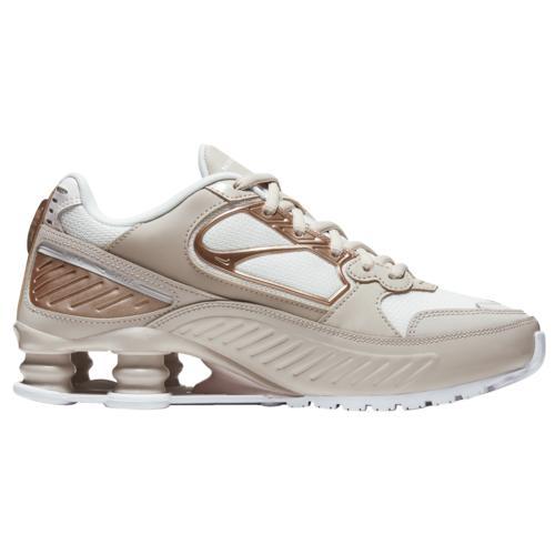 (取寄)ナイキ レディース シューズ ショックス エニグマ Nike Women's Shoes Shox Enigma Sand White Pink