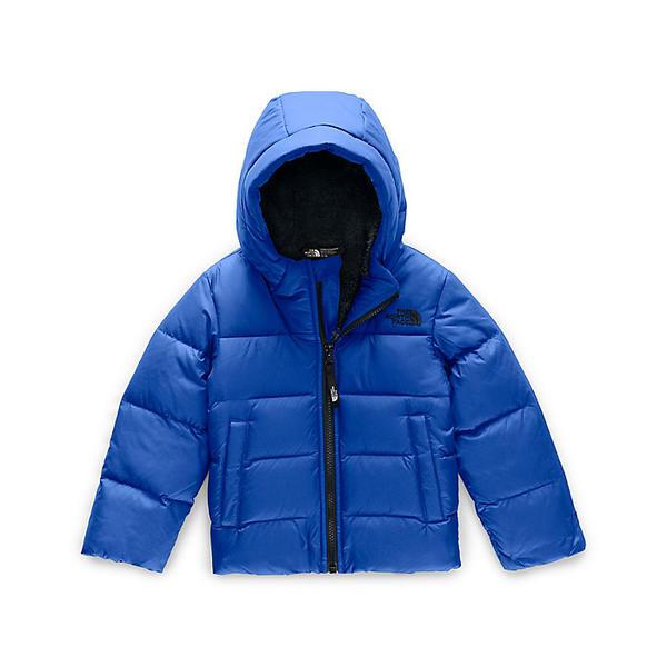 【エントリーでポイント10倍】(取寄)ノースフェイス トドラー ムーンドギー ダウン ジャケット The North Face Toddlers' Moondoggy Down Jacket TNF Blue