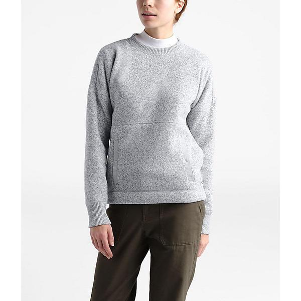 (取寄)ノースフェイス レディース クレセント セーター The North Face Women's Crescent Sweater TNF Light Grey Heather
