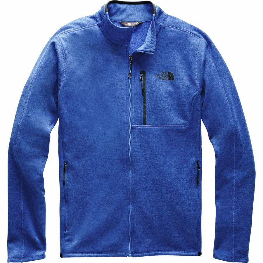 (取寄)ノースフェイス メンズ キャニオンランズ フリース ジャケット The North Face Men's Canyonlands Fleece Jacket Tnf Blue Heather