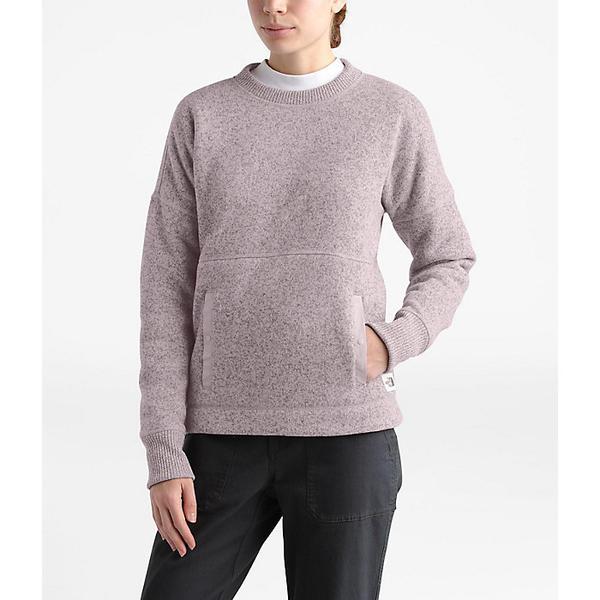 (取寄)ノースフェイス レディース クレセント セーター The North Face Women's Crescent Sweater Ashen Purple Heather