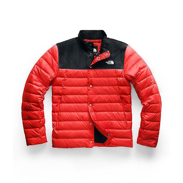 【マラソン ポイント10倍】(取寄)ノースフェイス ダート ダウン ミッド レイヤー ジャケット The North Face DRT Down Mid Layer Jacket Fiery Red / TNF Black