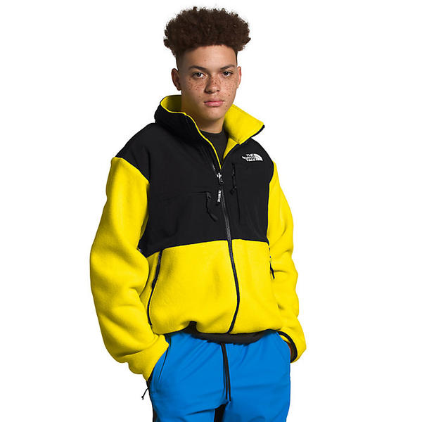 【マラソン ポイント10倍】(取寄)ノースフェイス メンズ 95 レトロ デナリ ジャケット The North Face Men's 95 Retro Denali Jacket TNF Lemon