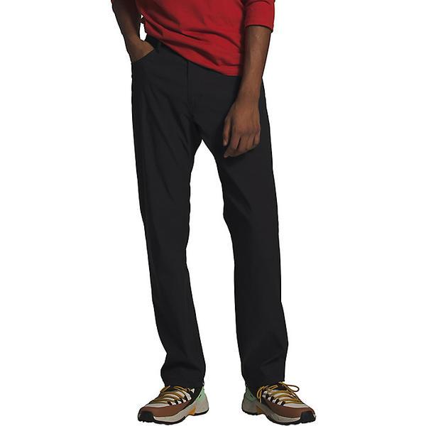 【エントリーでポイント10倍】(取寄)ノースフェイス メンズ スプラグ 5ポケット パンツ The North Face Men's Sprag 5-Pocket Pant TNF Black