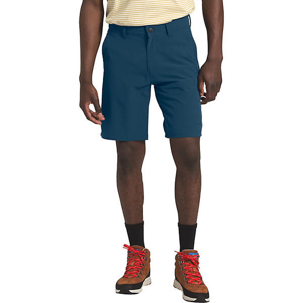 (取寄)ノースフェイス メンズ ローリング サン パッカブル 7 インチ ショット The North Face Men's Rolling Sun Packable 7 Inch Short Blue Wing Teal