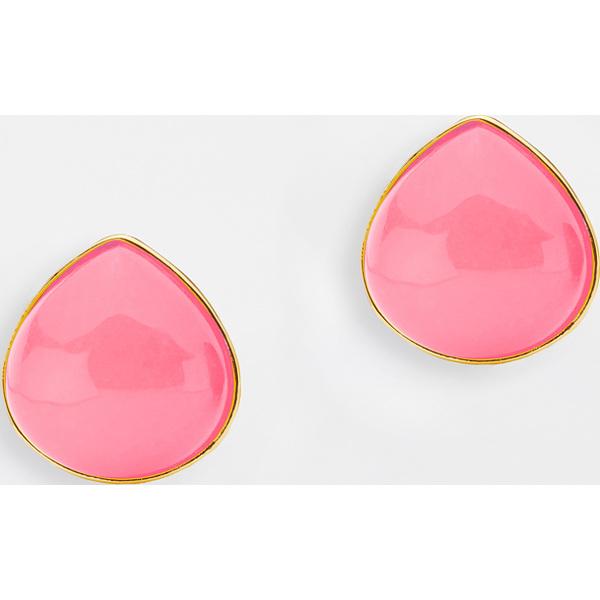 【マラソン ポイント10倍】(取寄)ケイトスペード パール ドロップス スタッズ Kate Spade New York Pearl Drops Studs Pink