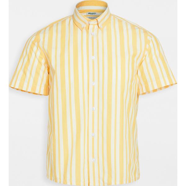 (取寄)ケンゾー カジュアル ショート スリーブ シャツ KENZO Casual Short Sleeves Shirt Lemon