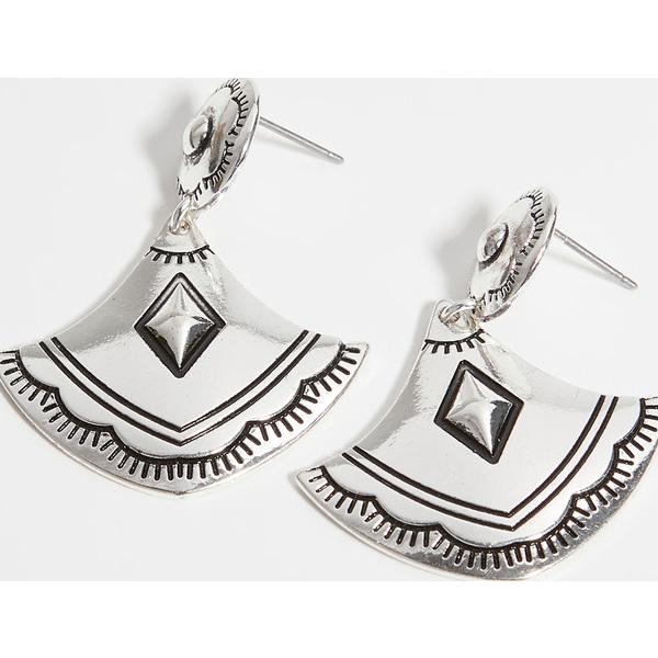 取寄 シャシ サウスウエスト ピアス Shashi Southwest Earrings SilverXuOZiwkTP