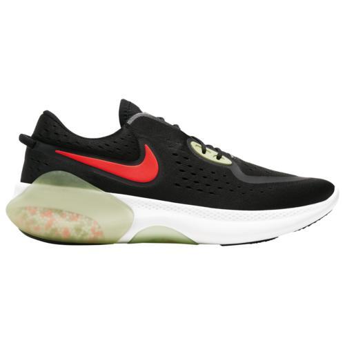 【マラソン ポイント10倍】(取寄)ナイキ メンズ シューズ ジョイライド デュアル ラン Nike Men's Shoes Joyride Dual Run Black Black Laser Crimson Olive Aura