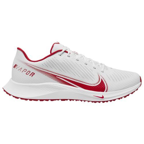 【マラソン ポイント10倍】(取寄)ナイキ メンズ シューズ ヴェイパー エッジ ターフ Nike Men's Shoes Vapor Edge Turf White University Red White