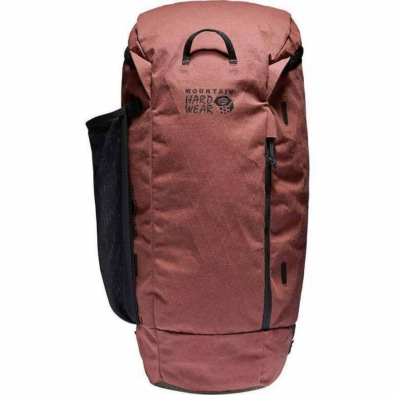 【マラソン ポイント10倍】(取寄)マウンテンハードウェア ユニセックス マルチ バックパック Mountain Hardwear Men's Multi Backpack Red Rocks