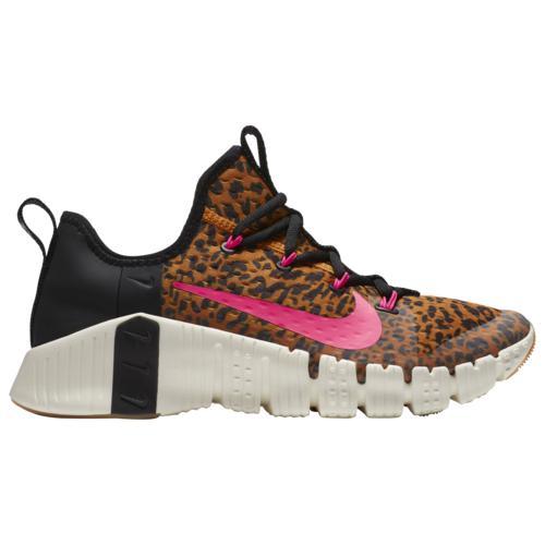 【マラソン ポイント10倍】(取寄)ナイキ レディース シューズ フリー メトコン 3 Nike Women's Shoes Free Metcon 3 Black Pink Blast Chutney