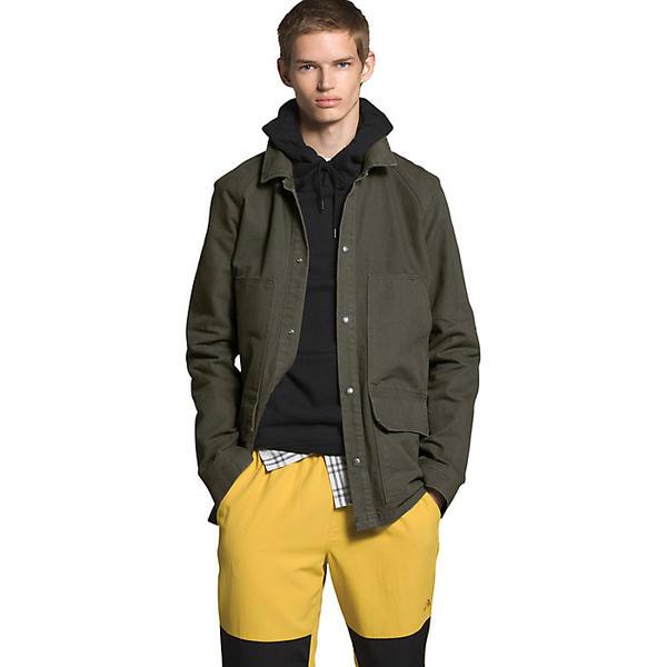 (取寄)ノースフェイス メンズ アウターランズ ジャケット The North Face Men's Outerlands Jacket New Taupe Green