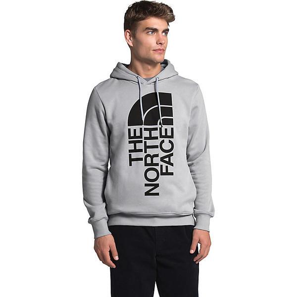 (取寄)ノースフェイス メンズ 2.0 トリバート プルオーバー フーディ The North Face Men's 2.0 Trivert Pullover Hoodie Meld Grey / TNF Black