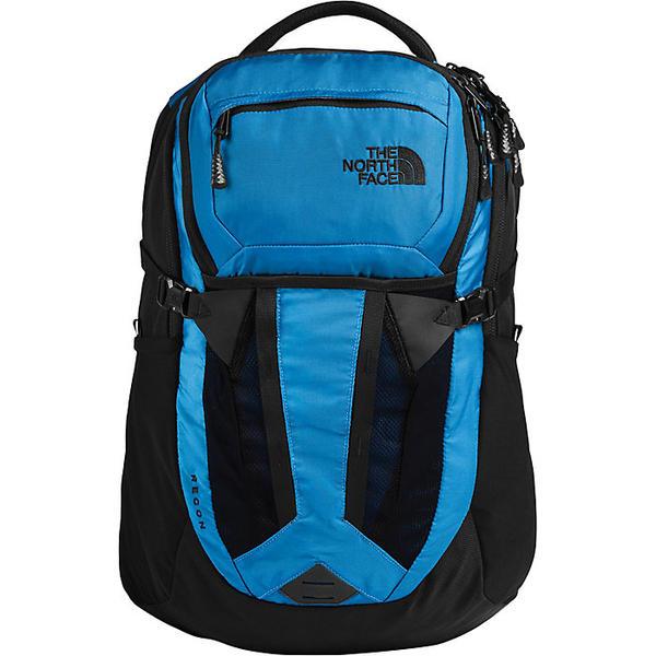 【マラソン ポイント10倍】(取寄)ノースフェイス リーコン バックパック The North Face Recon Backpack Clear Lake Blue / TNF Black