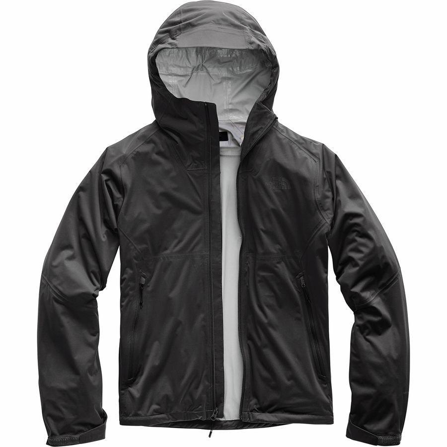 【マラソン ポイント10倍】(取寄)ノースフェイス メンズ オールプルーフ ストレッチ ジャケット The North Face Men's Allproof Stretch Jacket Tnf Black