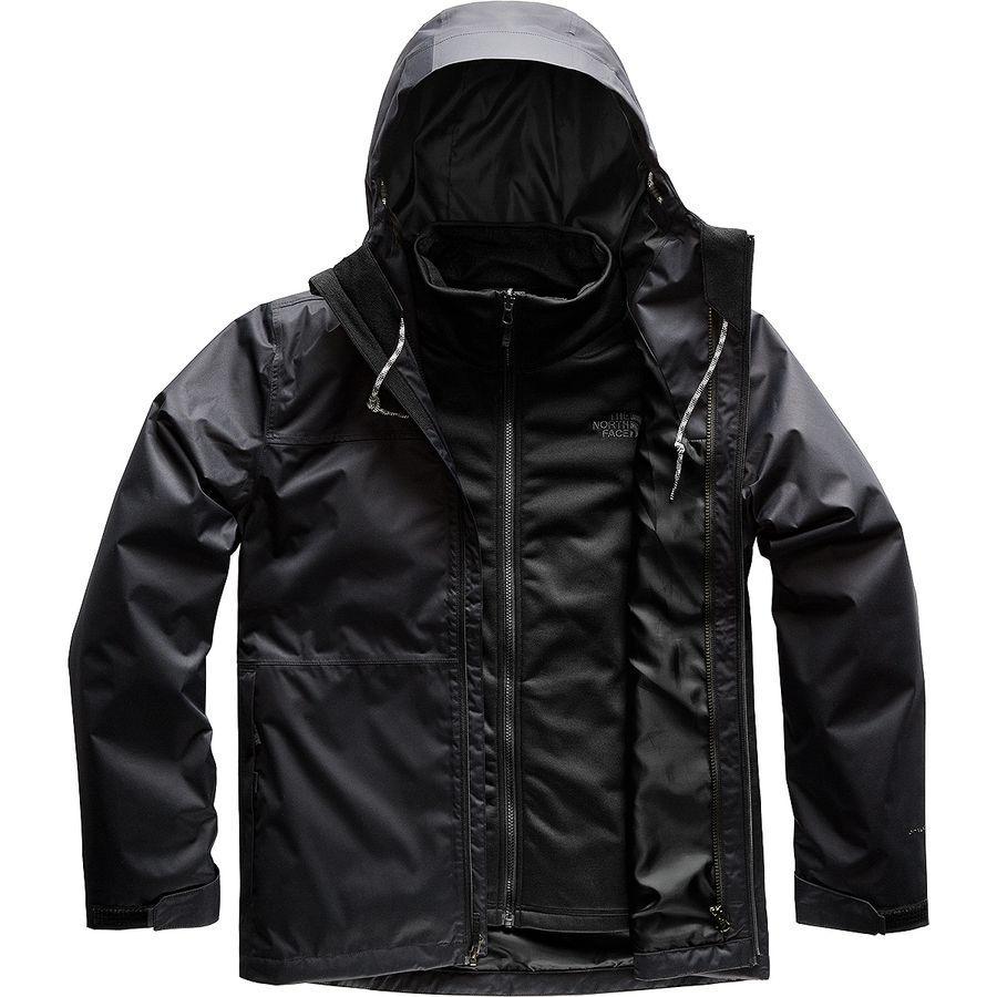 (取寄)ノースフェイス メンズ アロウッド トリクラメイト スリーインワン ジャケット The North Face Men's Arrowood Triclimate 3-in-1 Jacket Tnf Black