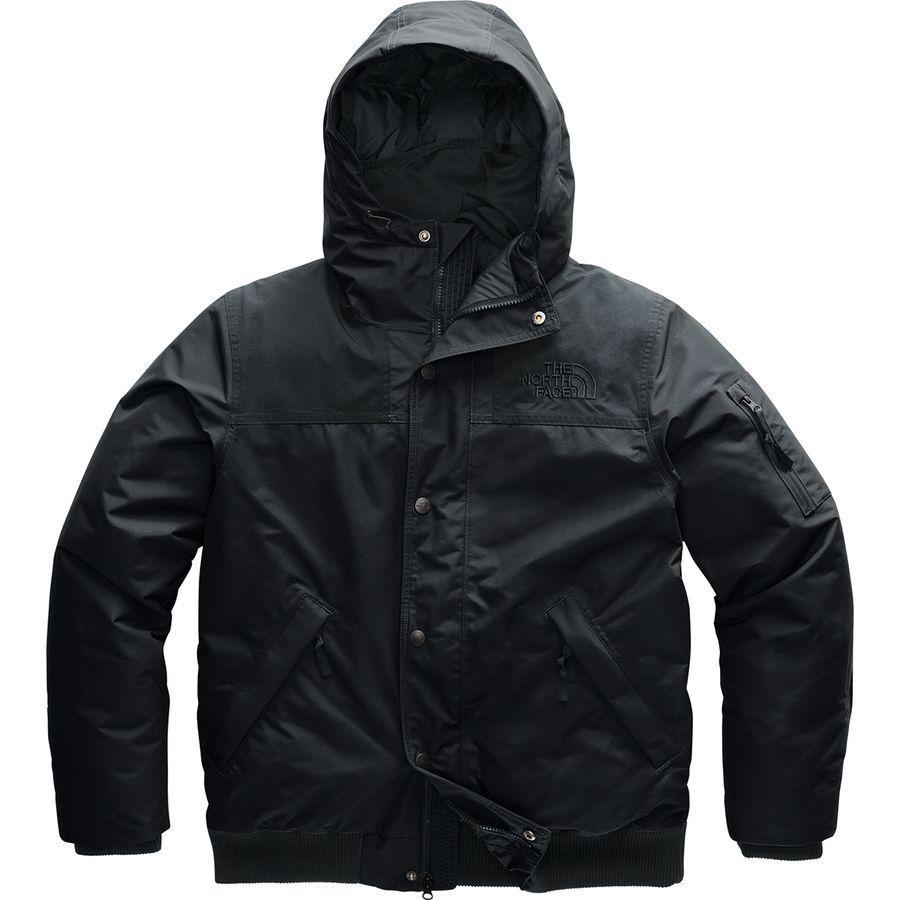 (取寄)ノースフェイス メンズ ニューイントン ダウン ジャケット The North Face Men's Newington Down Jacket Tnf Black