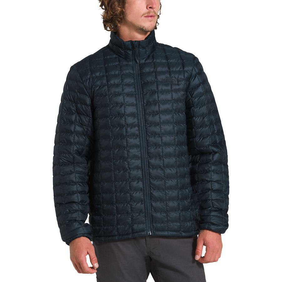 【マラソン ポイント10倍】(取寄)ノースフェイス メンズ サーモボール エコ ジャケット The North Face Men's Thermoball Eco Jacket Urban Navy Matte