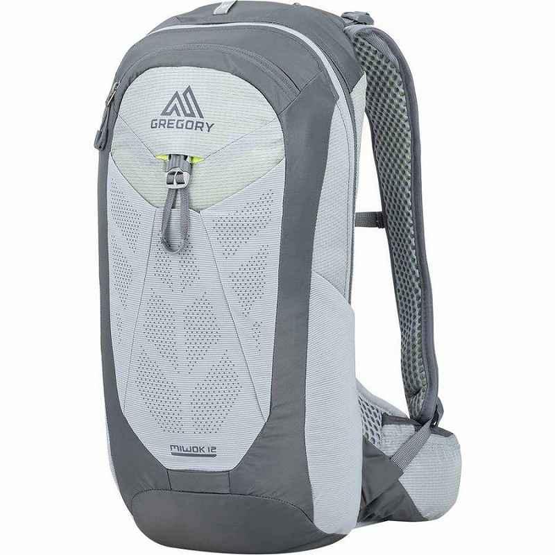 (取寄)グレゴリー ミウォック 12L バックパック Gregory Men's Miwok 12L Backpack Graphite Grey