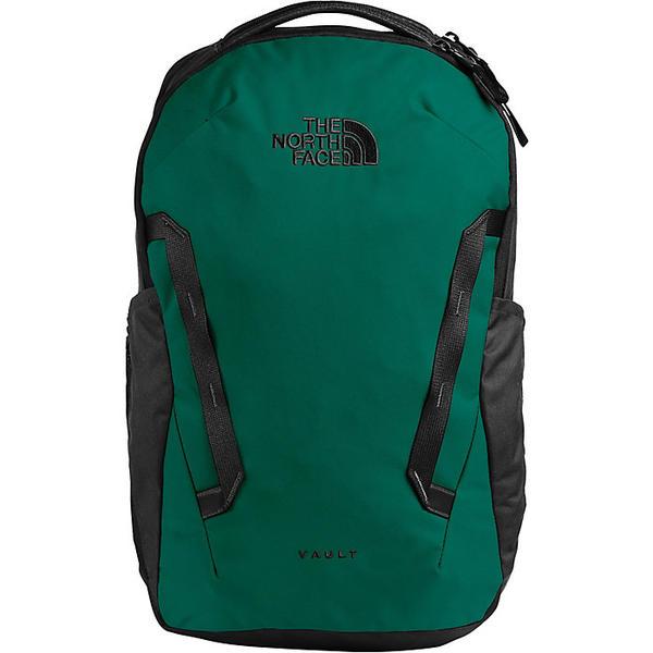 【マラソン ポイント10倍】(取寄)ノースフェイス ボルト バックパック The North Face Vault Backpack Evergreen / TNF Black