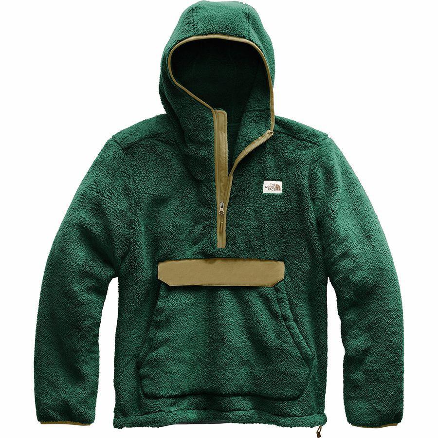 (取寄)ノースフェイス メンズ Campshire プルオーバー パーカー The North Face Men's Campshire Hoodie Pullover Night Green/British Khaki